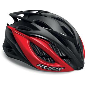 Rudy Project Racemaster Cykelhjelm rød/sort